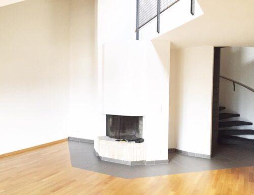 Grosse 2.5 Zimmer Maisonette WHG mit 2 Balkonen in Hombrechtikon
